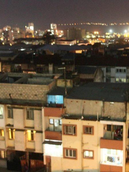 "Roof Constructions in Alto Mae ""A"", Maputo, Mozambique"